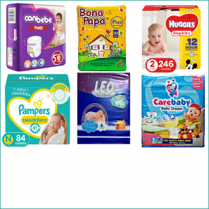 Diaper Products